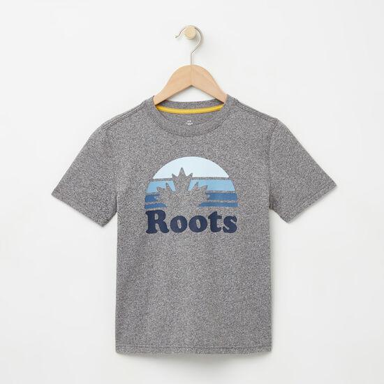 Roots-Enfants Nouveautés-Garçons T-shirt Lever D'érable-Sel Et Poivre-A