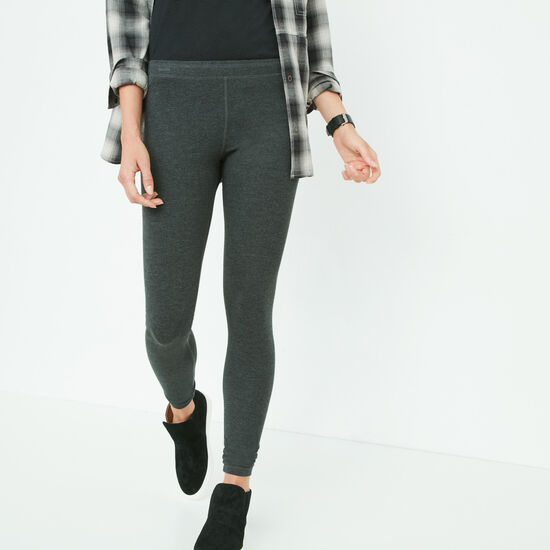 Roots - Longer Length Bamboo Legging