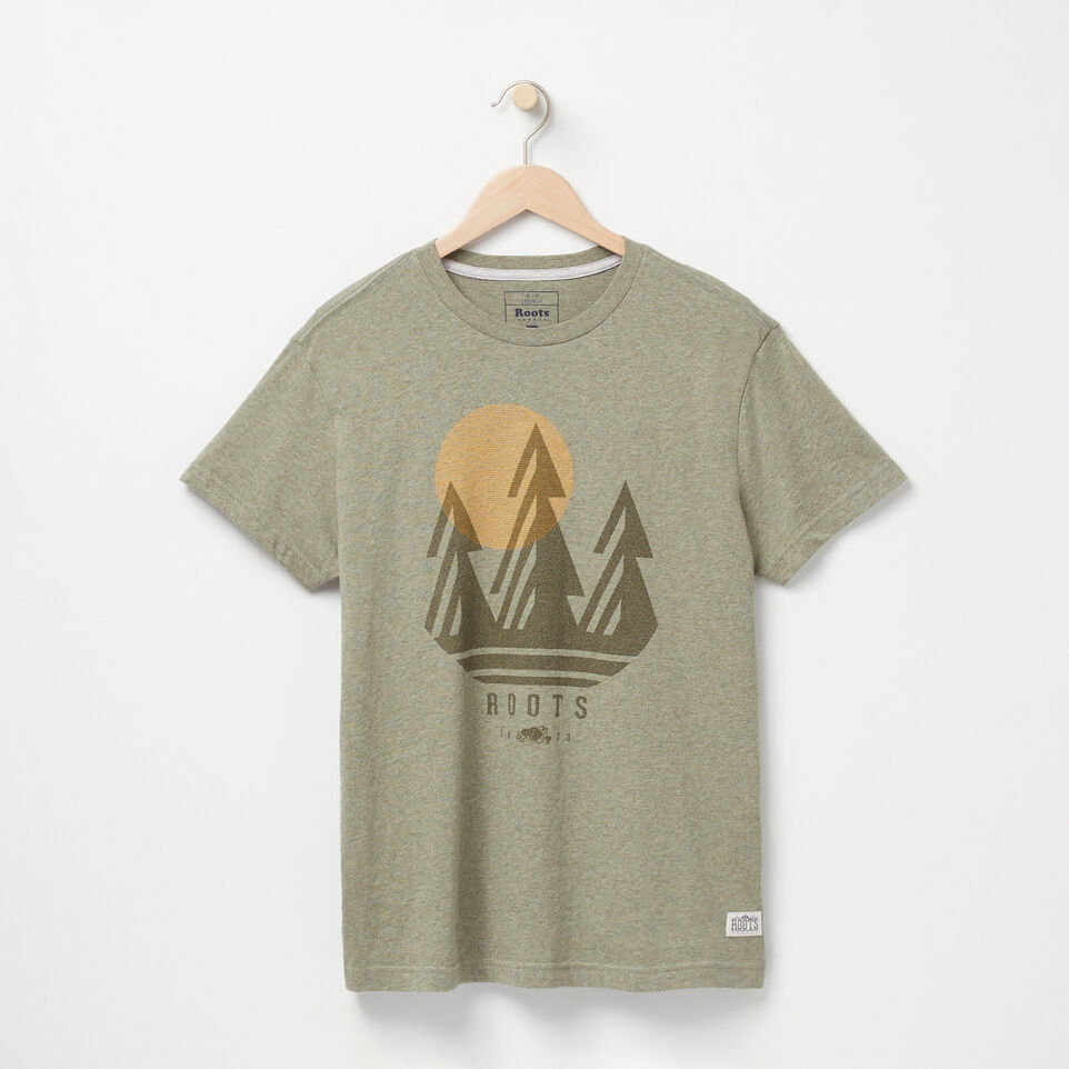 Roots-undefined-T-shirt Biologique Bluff-undefined-A