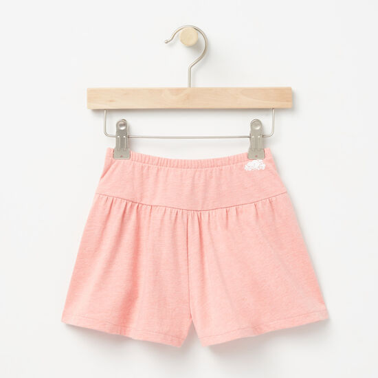 Roots-Kids Bottoms-Baby Juniper Skort-Peach Blossom-A