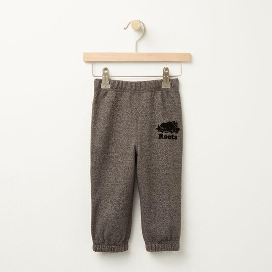 Roots-Sale Kids-Baby Pepper Original Sweatpant-Steel Grey Pepper-A