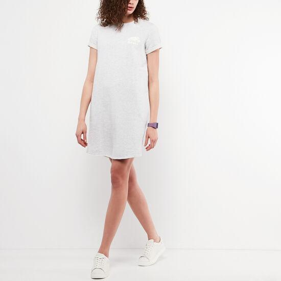 Roots-Women Dresses-Edith Cooper Dress-White Mix-A