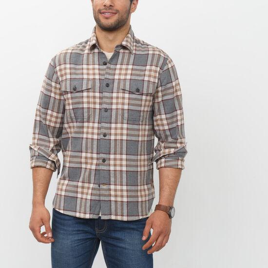 Roots - Dawson Flannel Shirt