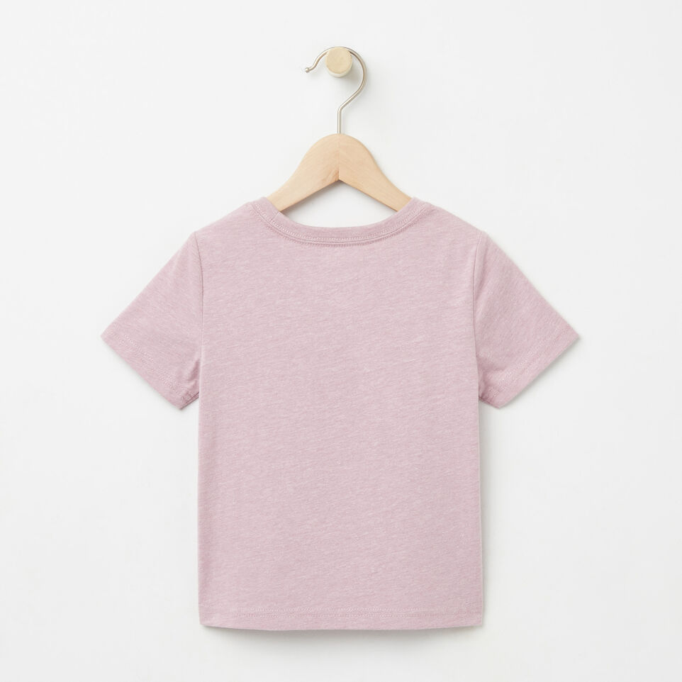Roots-undefined-Tout-Petits T-shirt Expert Fleurs Sauvages-undefined-B