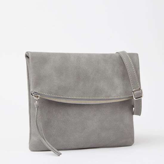Roots-Women Bags-Jessie Bag Tribe-Quartz-A