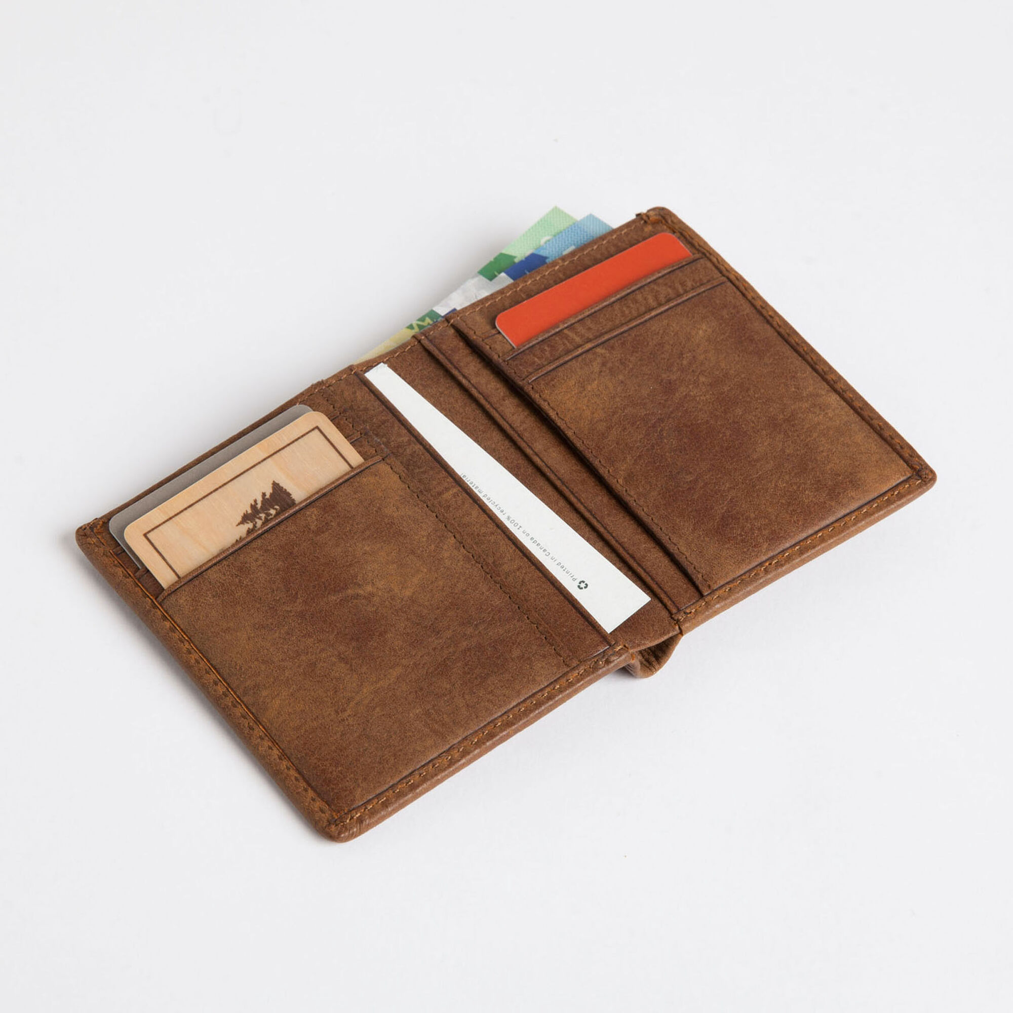 Front Pocket Wallet Tribe