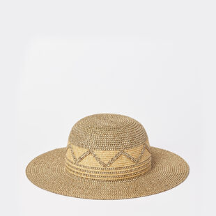 Roots - Andrea Floppy Hat