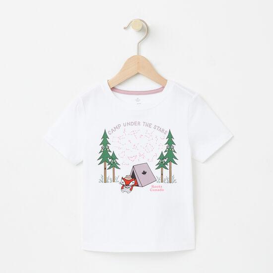 Toddler Glow Constellation T-shirt