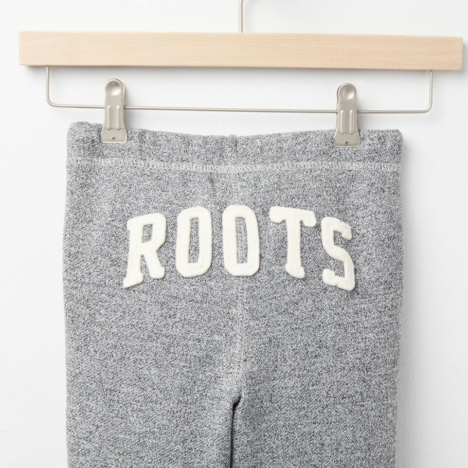 Roots-undefined-Enfant Pantalon Coton Ouaté Original-undefined-E