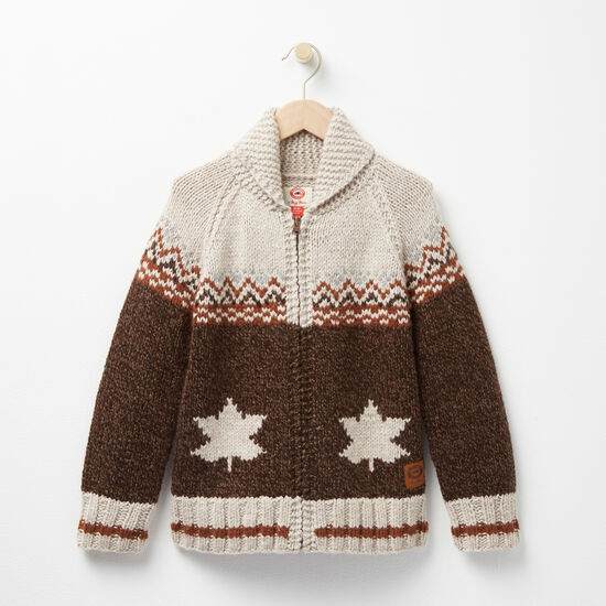 Roots - Kids Mary Maxim Sweater