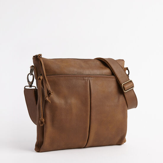 Roots-Men Briefcases & Messengers-Cargo Bag Tribe-Africa-A