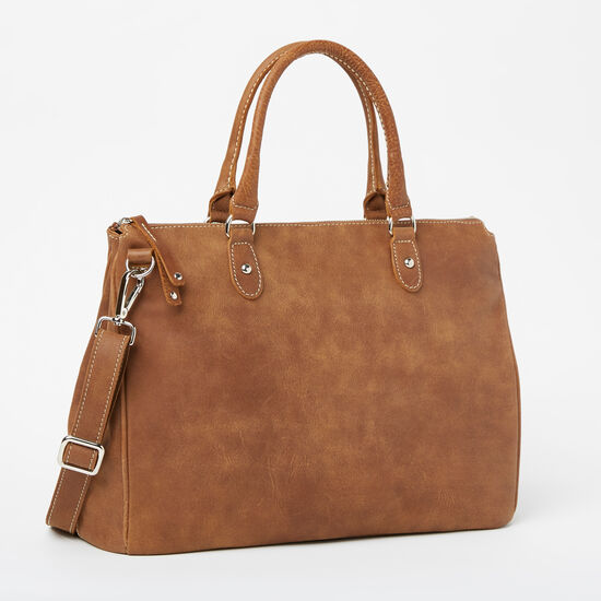 Roots-Leather Tribe Leather Collection-Grace Bag Tribe-Africa-A