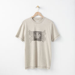 Roots - Hockey Flag T-shirt