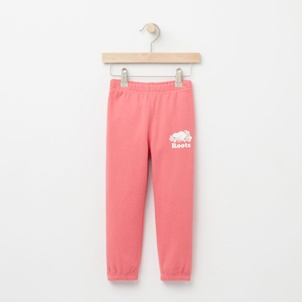 Roots-undefined-Tout-Petits Original Slim Sweatpant RTS-undefined-A