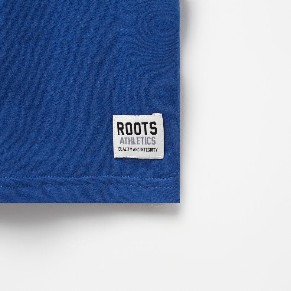 Roots-undefined-Garçons T-shirt Cooper Beaver-undefined-D