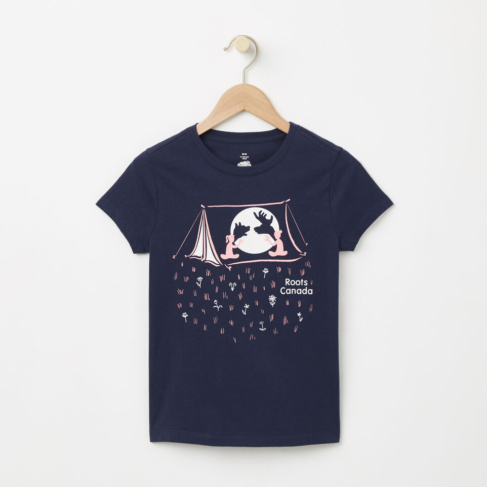 Roots-undefined-Filles T-s Constellation Scint-undefined-A