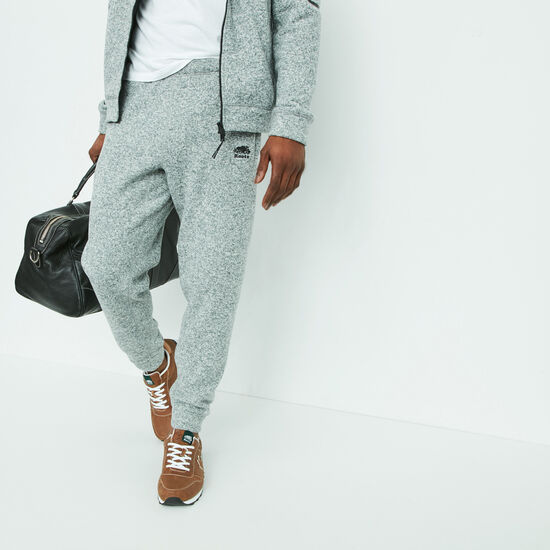 Lodge Knit Slim Sweatpant
