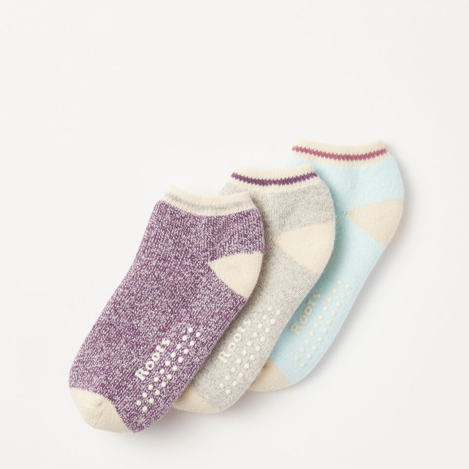 Roots-undefined-Tout-Petits Chaussettes Cabane Pqt 3-undefined-B