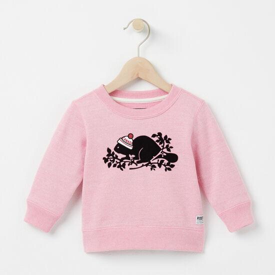 Baby Pom Pom Beaver Original Sweatshirt