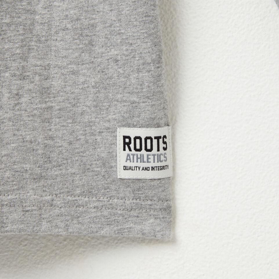 Roots-undefined-Garçons T-shirt Man Lng Cooper Beaver-undefined-D
