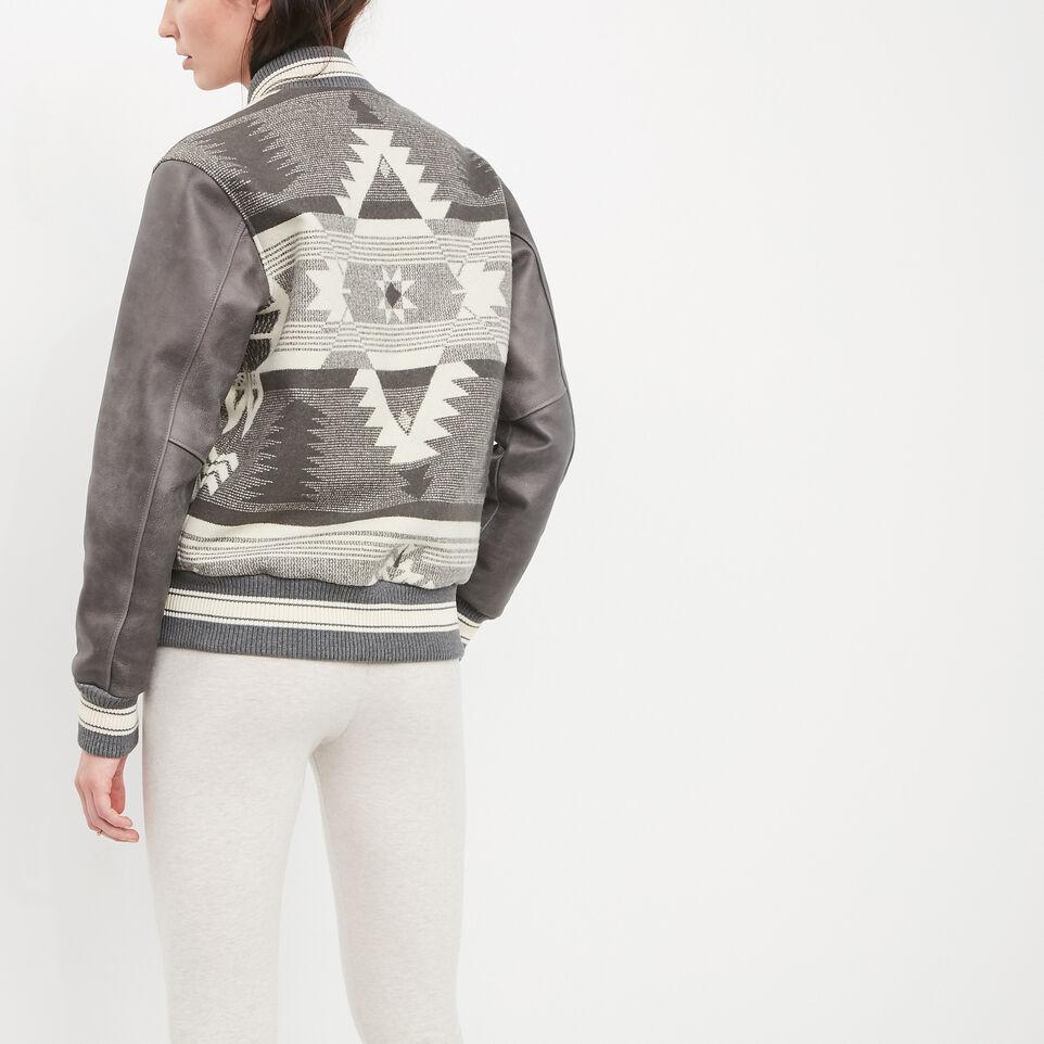 Roots-undefined-Pendleton Varsity Jacket-undefined-E