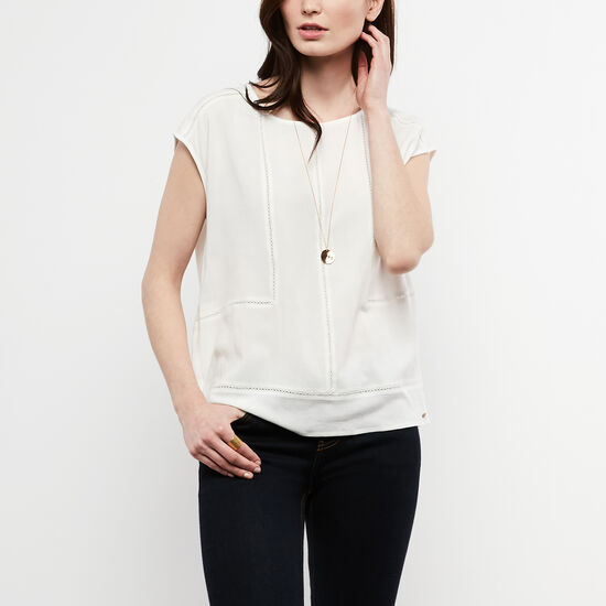 Willow Short Sleeve Top