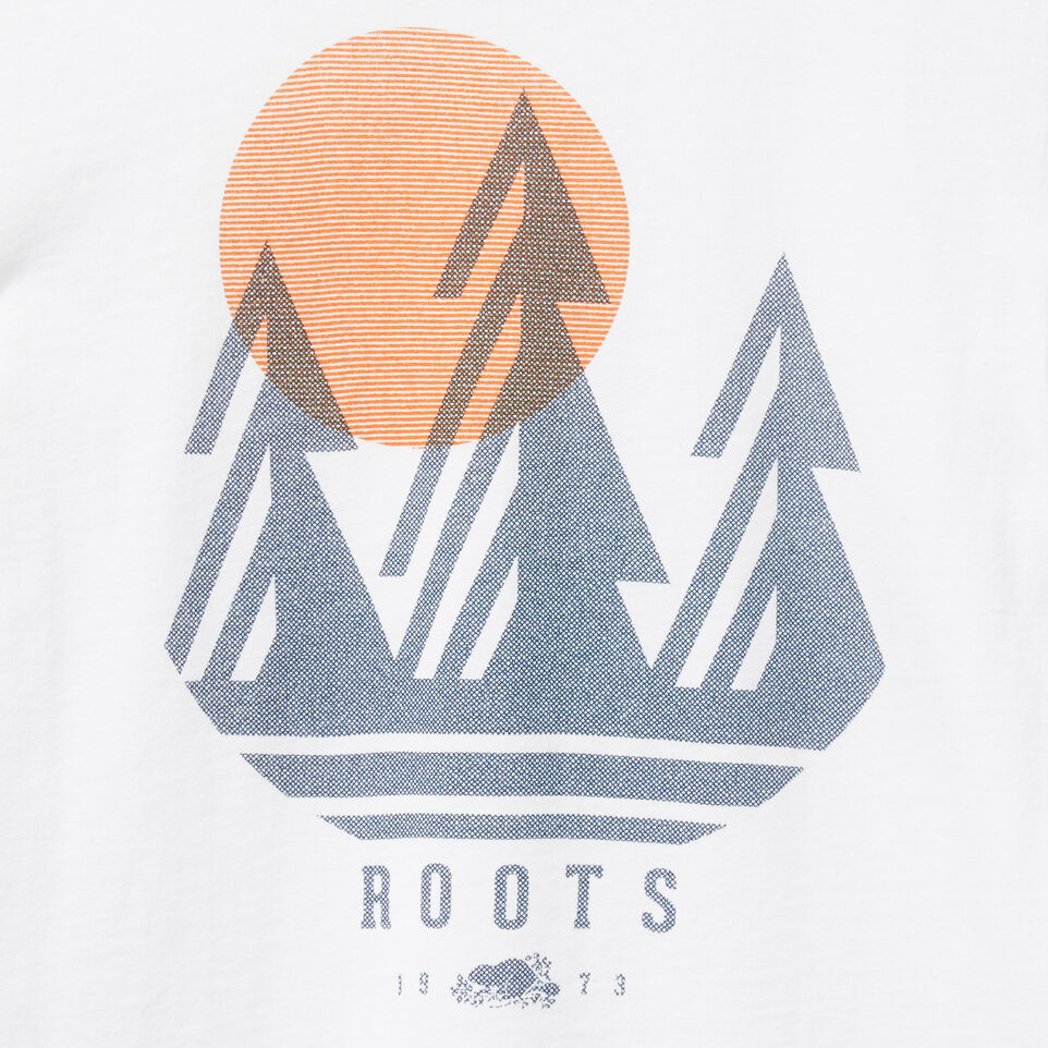 Roots-undefined-Garçons T-shirt Explore-undefined-C