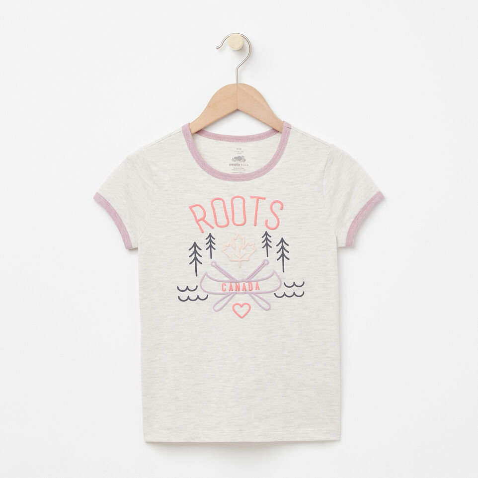 Roots-undefined-Filles T-shirt Lucy Ringer-undefined-A