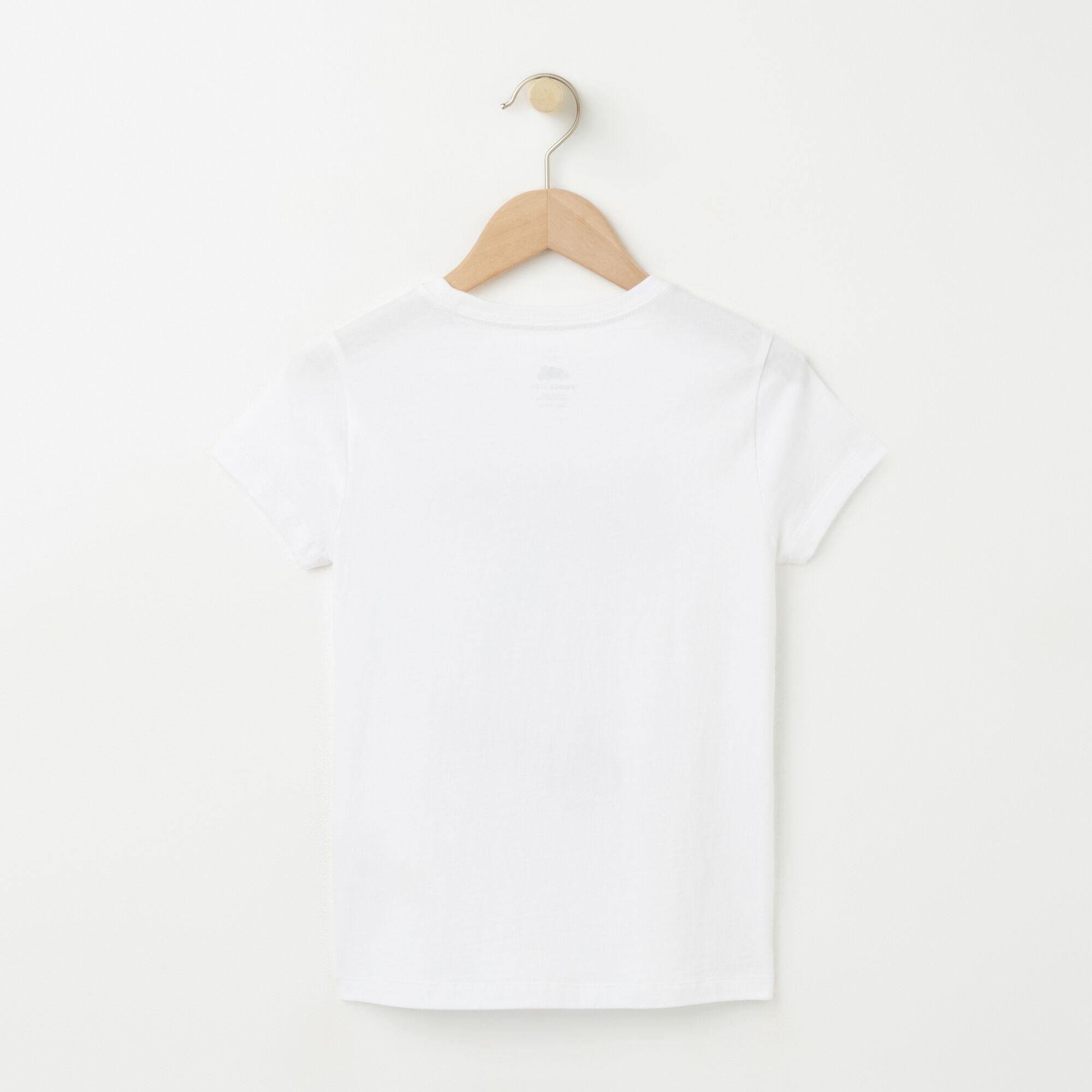 Filles T-shirt Sirop D'érable