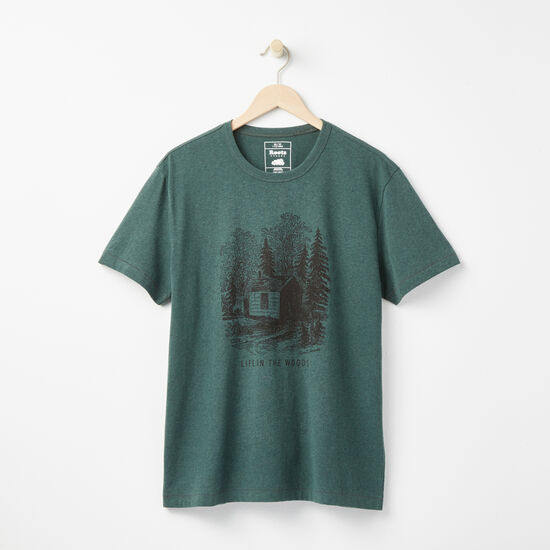 Roots - Cypress T-shirt