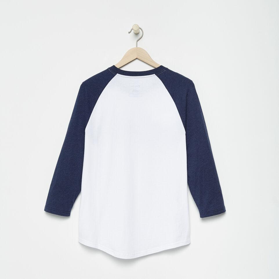 Roots-undefined-T-shirt de baseball Blue JaysMC Ballpark pour hommes-undefined-B