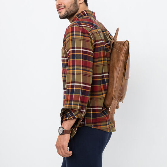 Roots - West Wind Flannel Shirt
