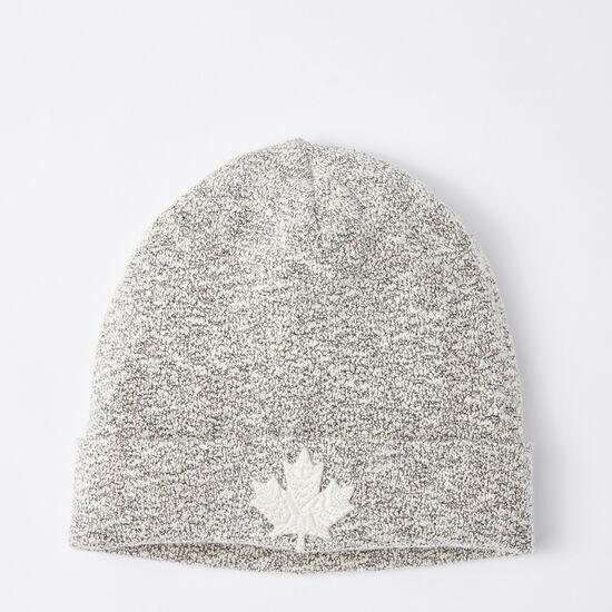 Roots - Snowy Fox Cuff Toque