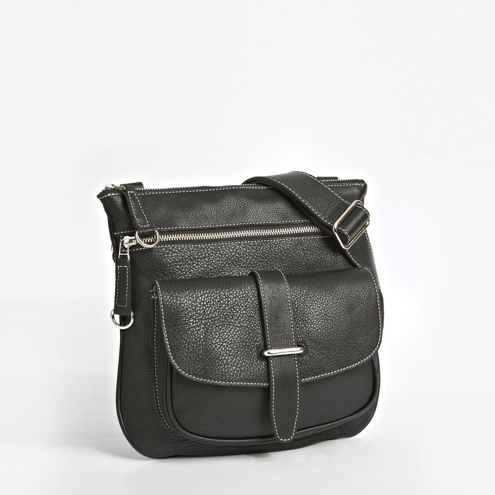 Roots-undefined-Sac Saddle Cuir Prince-undefined-A