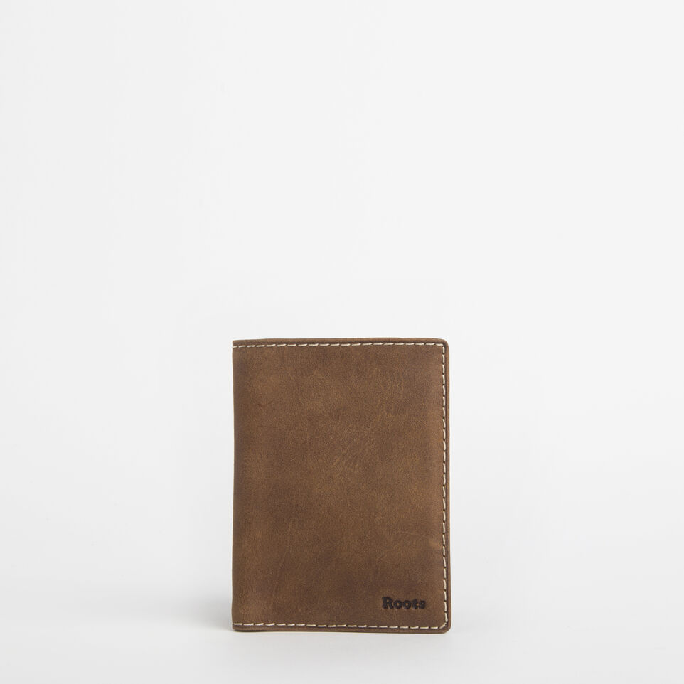 Roots-undefined-Porte-passeport Cuir Tribe-undefined-A