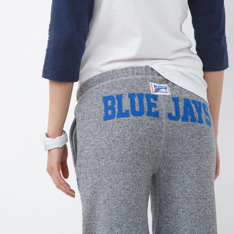 Roots-undefined-Pantalon en coton ouaté Blue JaysMC Stadium-undefined-E