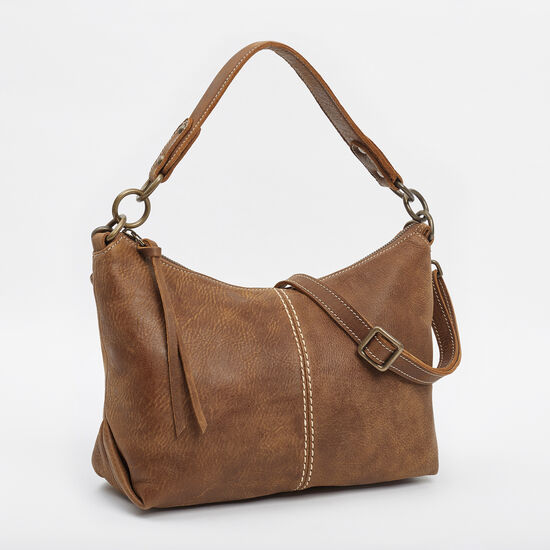 Roots-Leather Features-Little Luisa Tribe-Africa-A