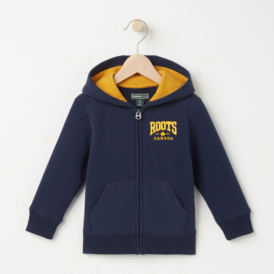 Roots-undefined-Tout-Petits Midland Full Zip Hoody-undefined-A