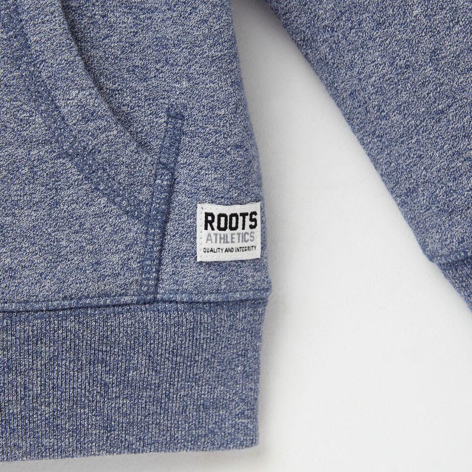 Roots-undefined-Tout-Petits Chandail Capuchon À Glissière Original-undefined-D