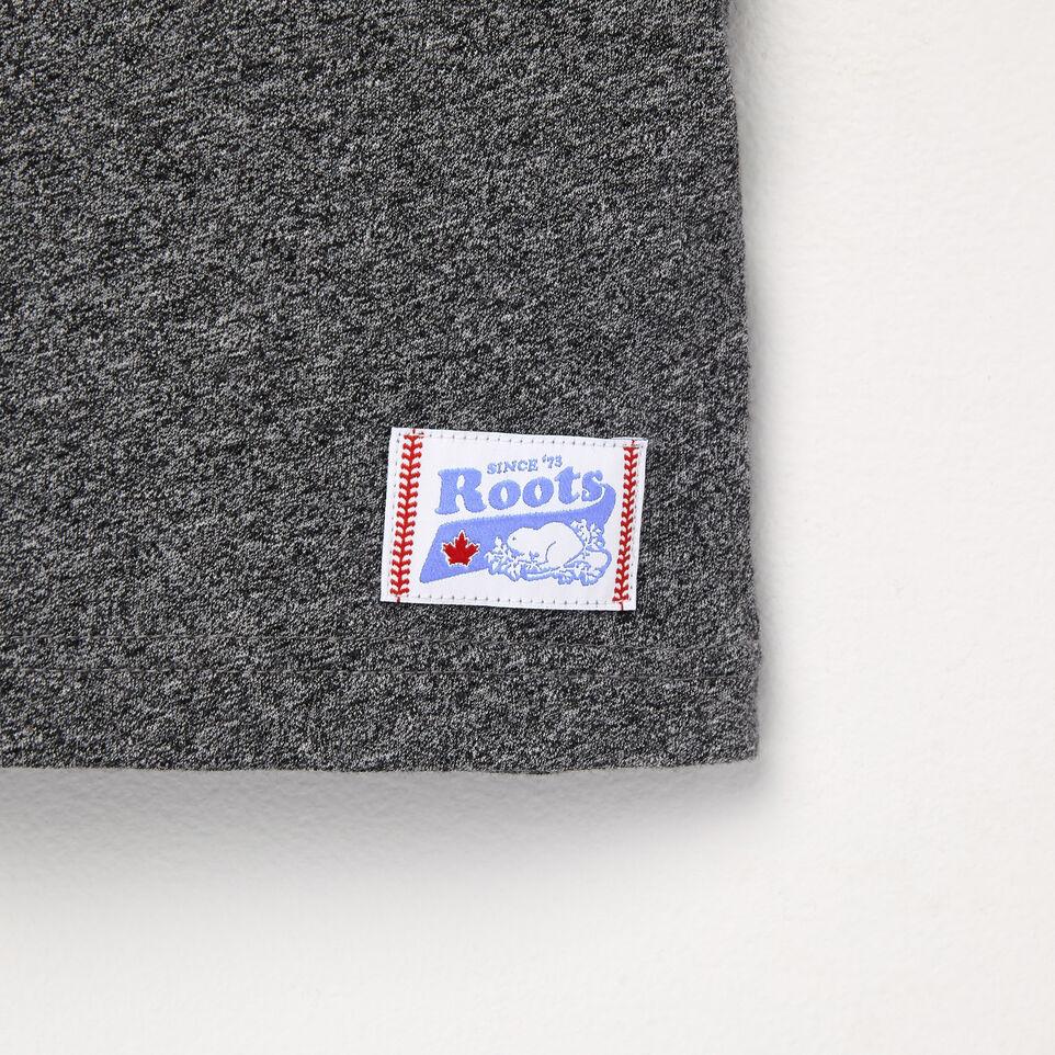 Roots-undefined-T-shirt à col contrastant Blue Jays MC Ballpark pour femmes-undefined-D