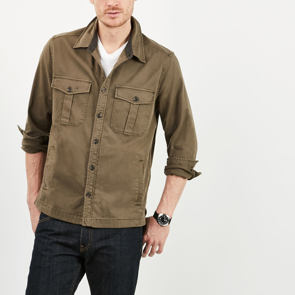 Roots-undefined-Shacket Surplus Hawthorne-undefined-F