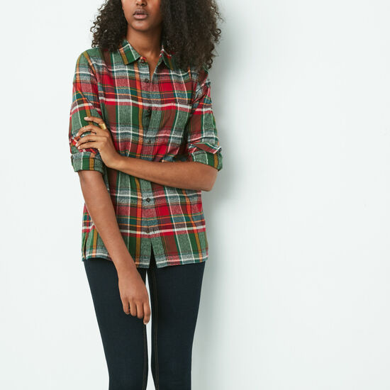 Roots - Varley Plaid Shirt