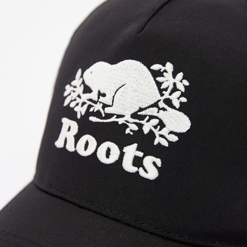 Roots-undefined-Enfants Casquette Camionneur Cooper Phosphorescent-undefined-D