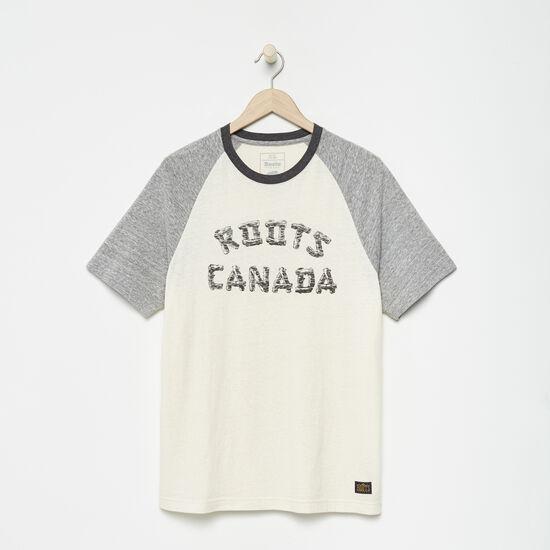 Roots - Highlands Raglan T-shirt