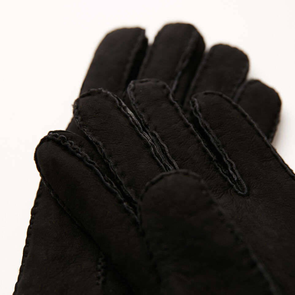 Roots-undefined-Gants Peau Mouton Hommes-undefined-B