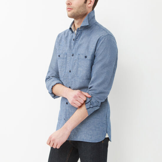 Roots - Blind River Chambray Shirt