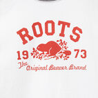 Roots-undefined-Tout-Petits T-shirt Marque Castor Original-undefined-C
