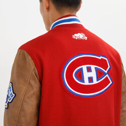 Roots - NHL Award Jacket Montreal