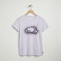 Roots - Cooper Beaver Splatter T-shirt
