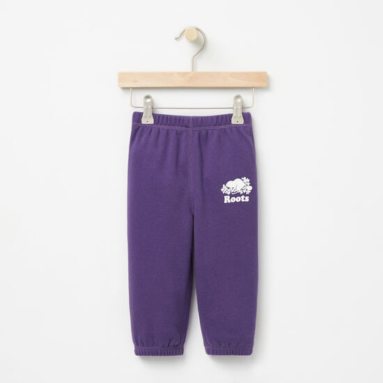 Roots-Kids Baby-Baby Original Sweatpant RTS-Mulberry Purple-A